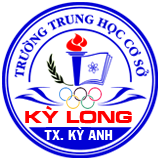logo thcs ky long
